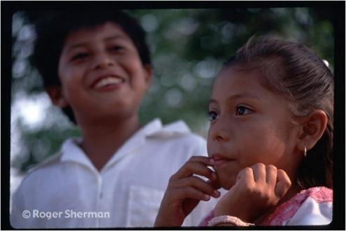 Boy and Girl, Yucatán