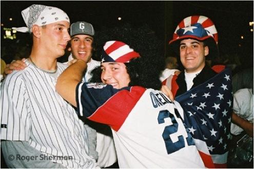 Baseball, Wigman, Flagman